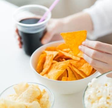 żywność ultra przetworzona