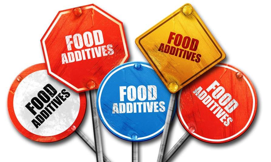 dodatki do żywności
