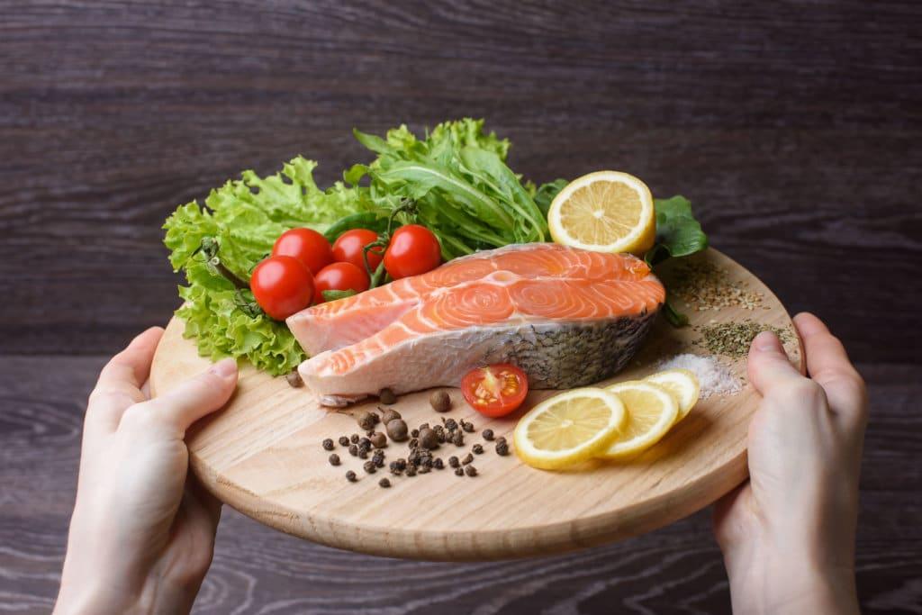 ryby w ciąży dieta