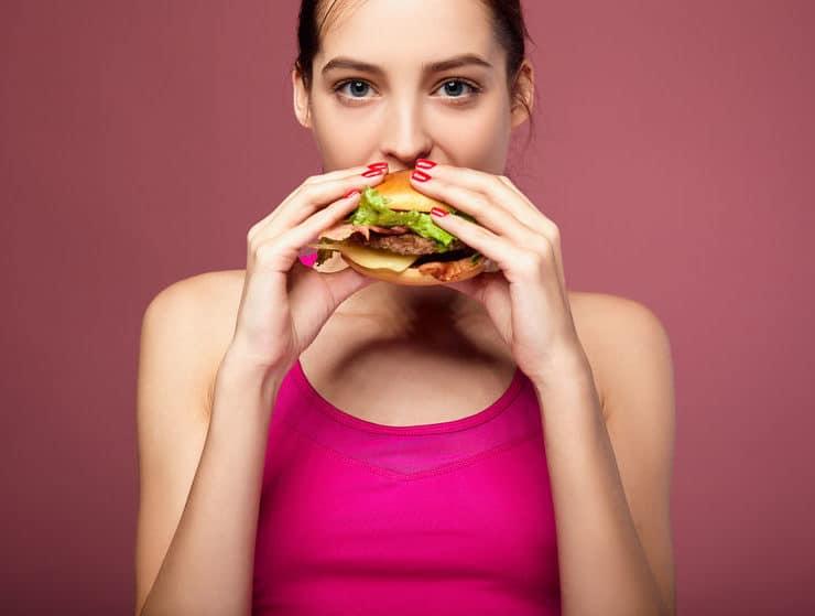 apetyt wysiłek