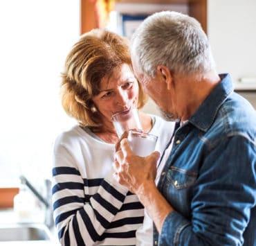 nawodnienie osób starszych