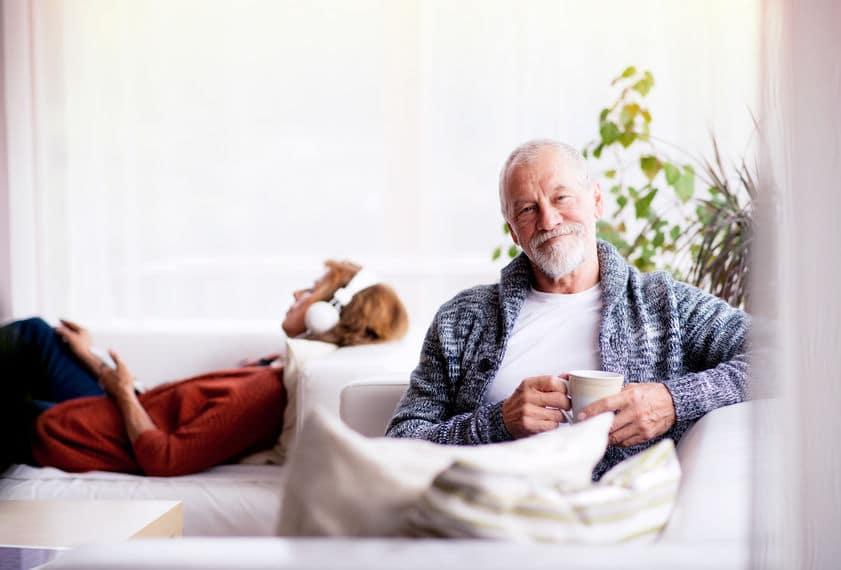 herbata seniorzy
