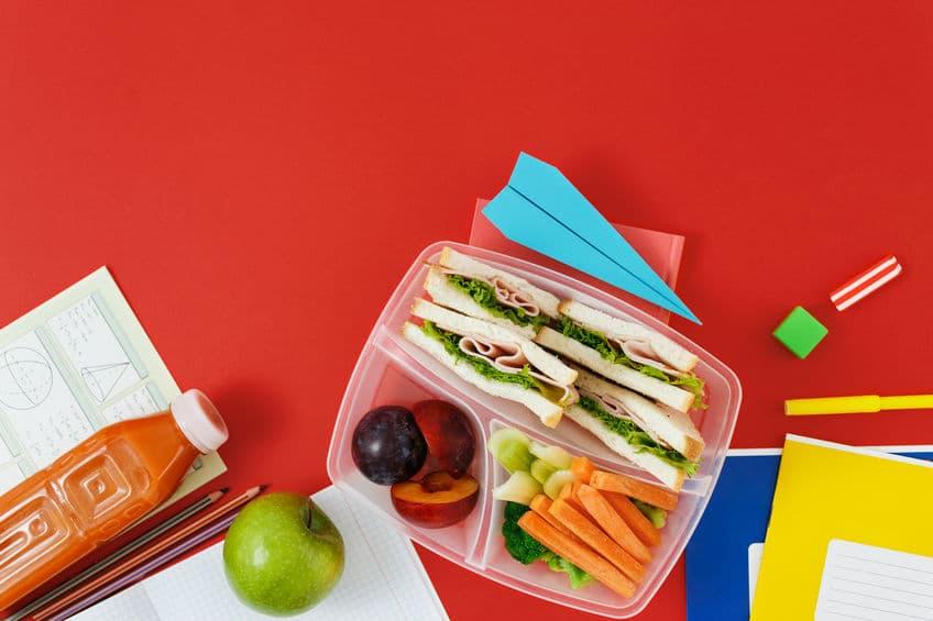 szkolne lunche