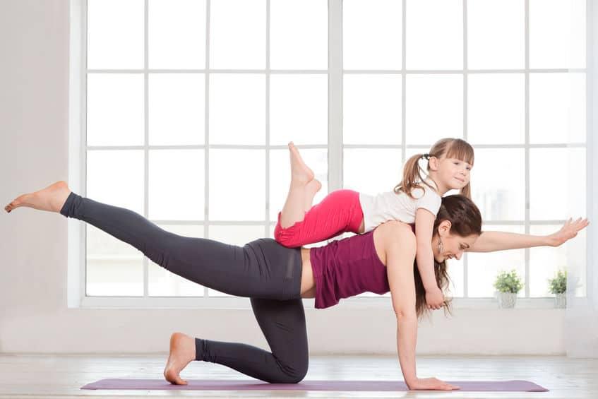 mama aktywność fizyczna