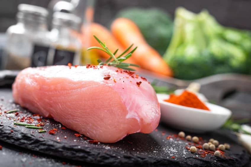 mięso indycze