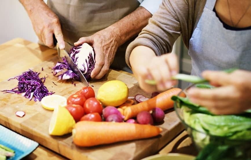 dieta długowieczność