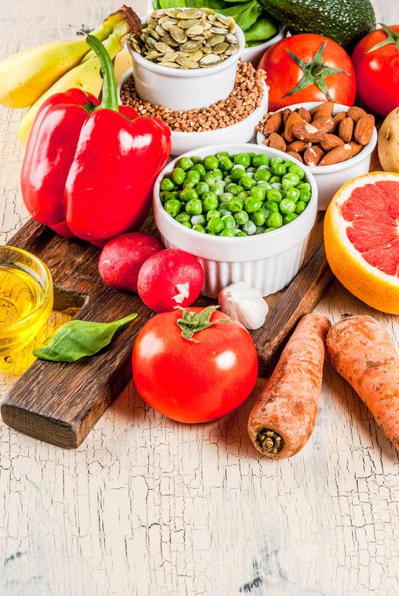 dieta roślinna mikrobiom