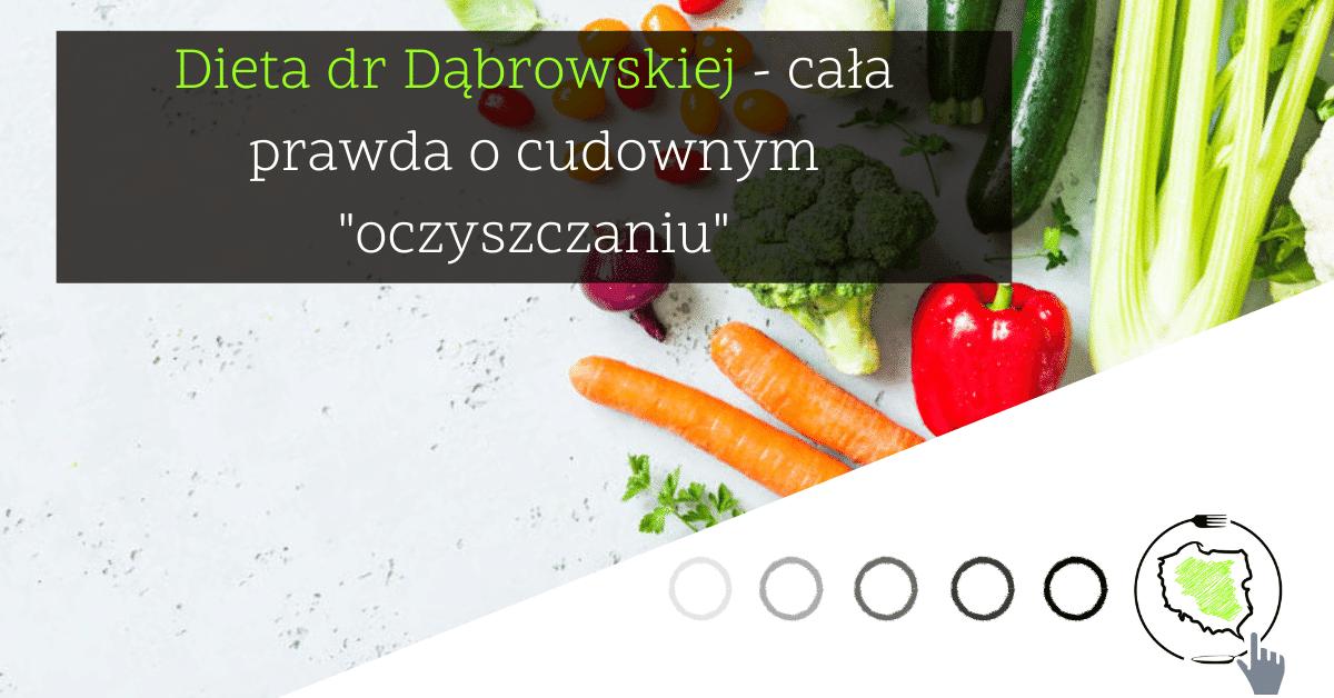 Ile można schudnąć na diecie dąbrowskiej w 2 tygodnie