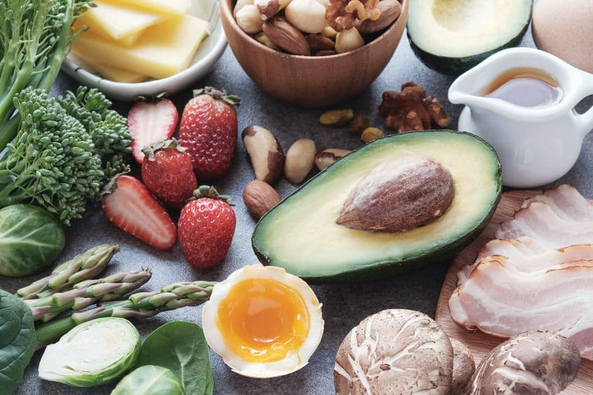dieta keto zdolności poznawcze