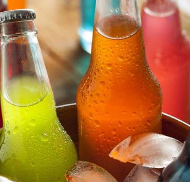 słodzone napoje