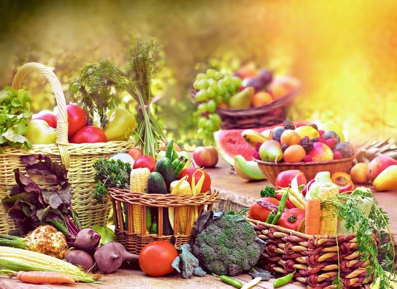 dieta niełączenia warzywa