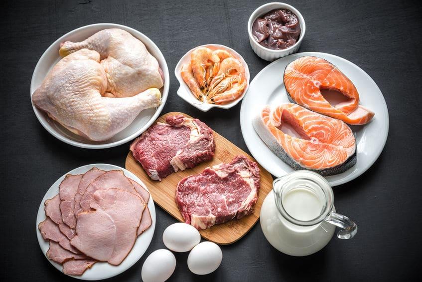 mięso dieta Hay'a