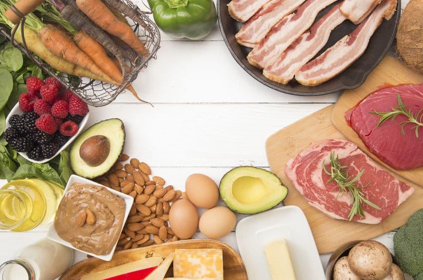 dieta niskowęglowodanowa keto