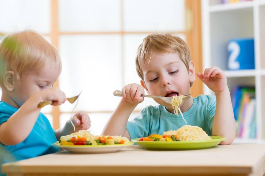 zdrowe jedzenie dzieci