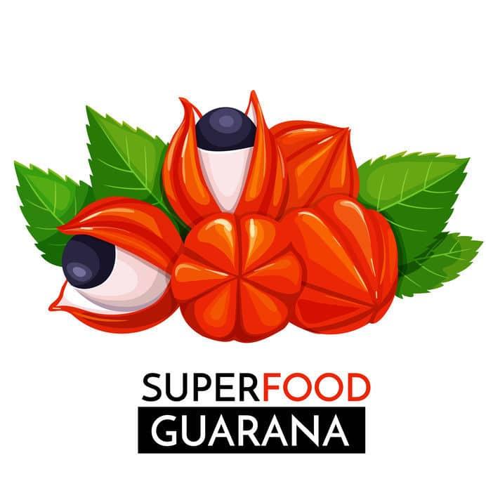 guarana owoce