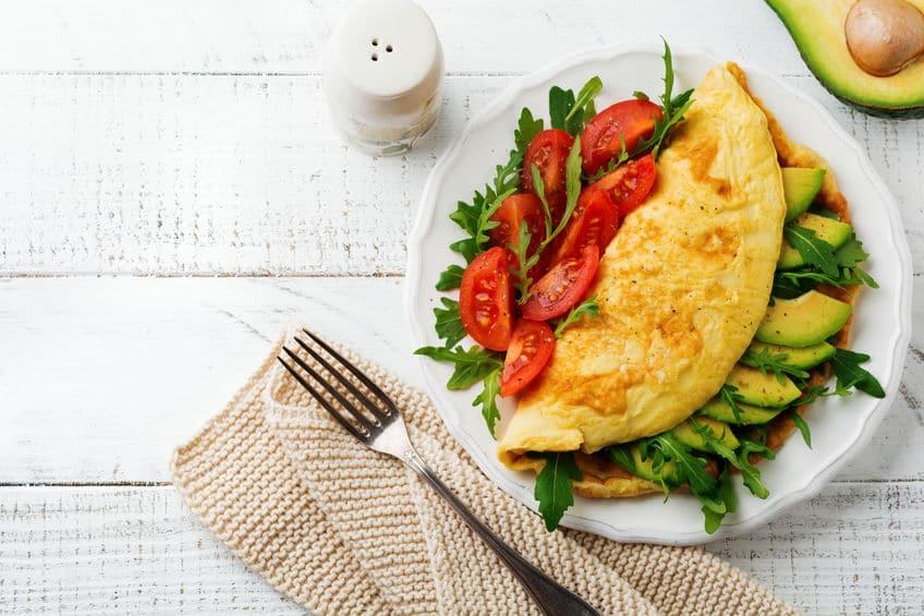 omlet jaja