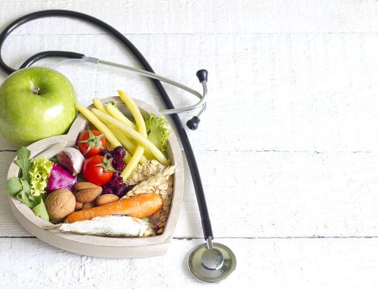żywienie choroby sercowo-naczyniowe