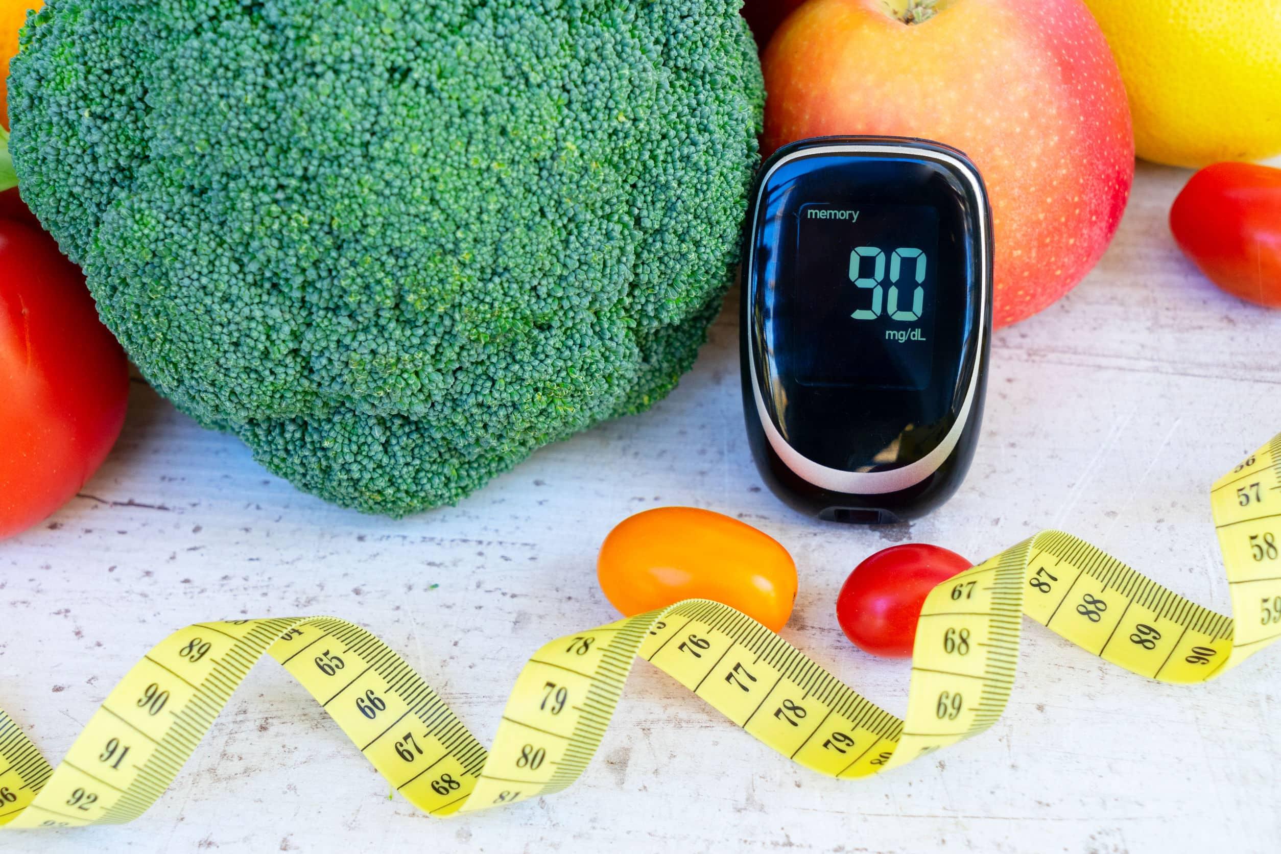 warzywa owoce cukrzyca