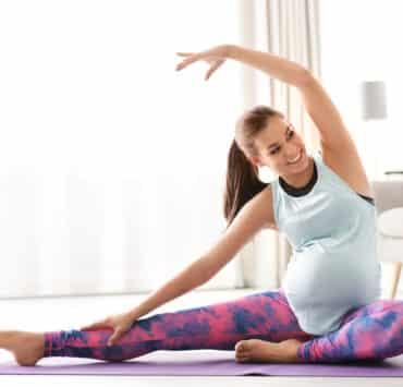 aktywna ciąża