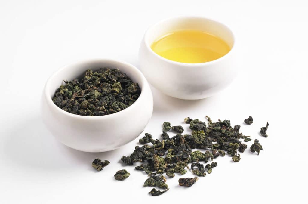 herbata oolong parzenie