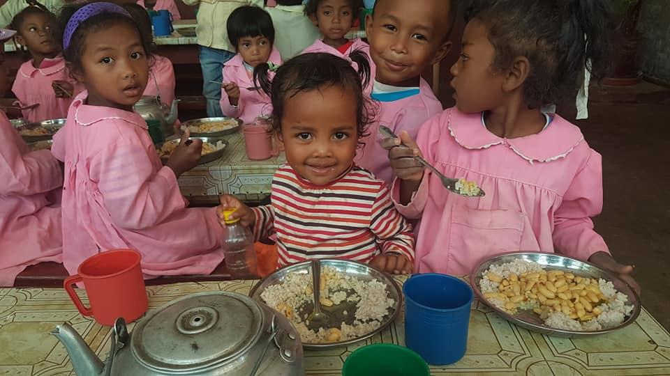 żywienie Madagaskar