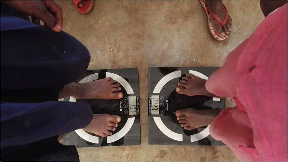 dietetyk na Madagaskarze