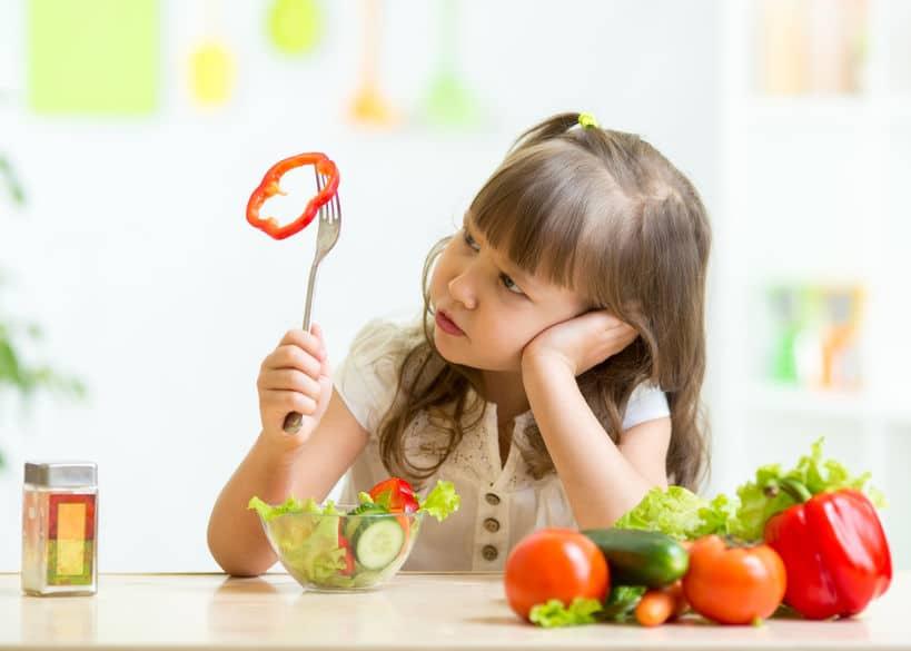 niedożywienie dzieci
