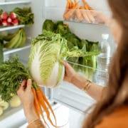 przechowywanie warzyw