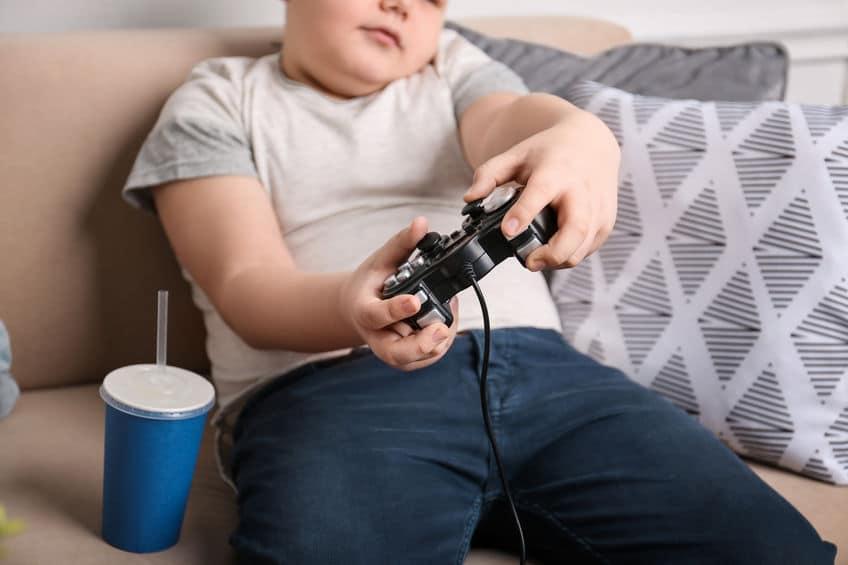 otyłość u dzieci