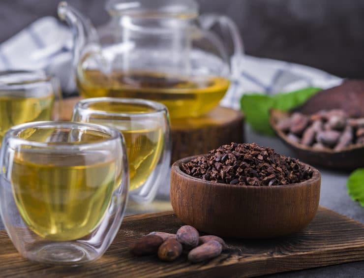 flawonoidy kakao