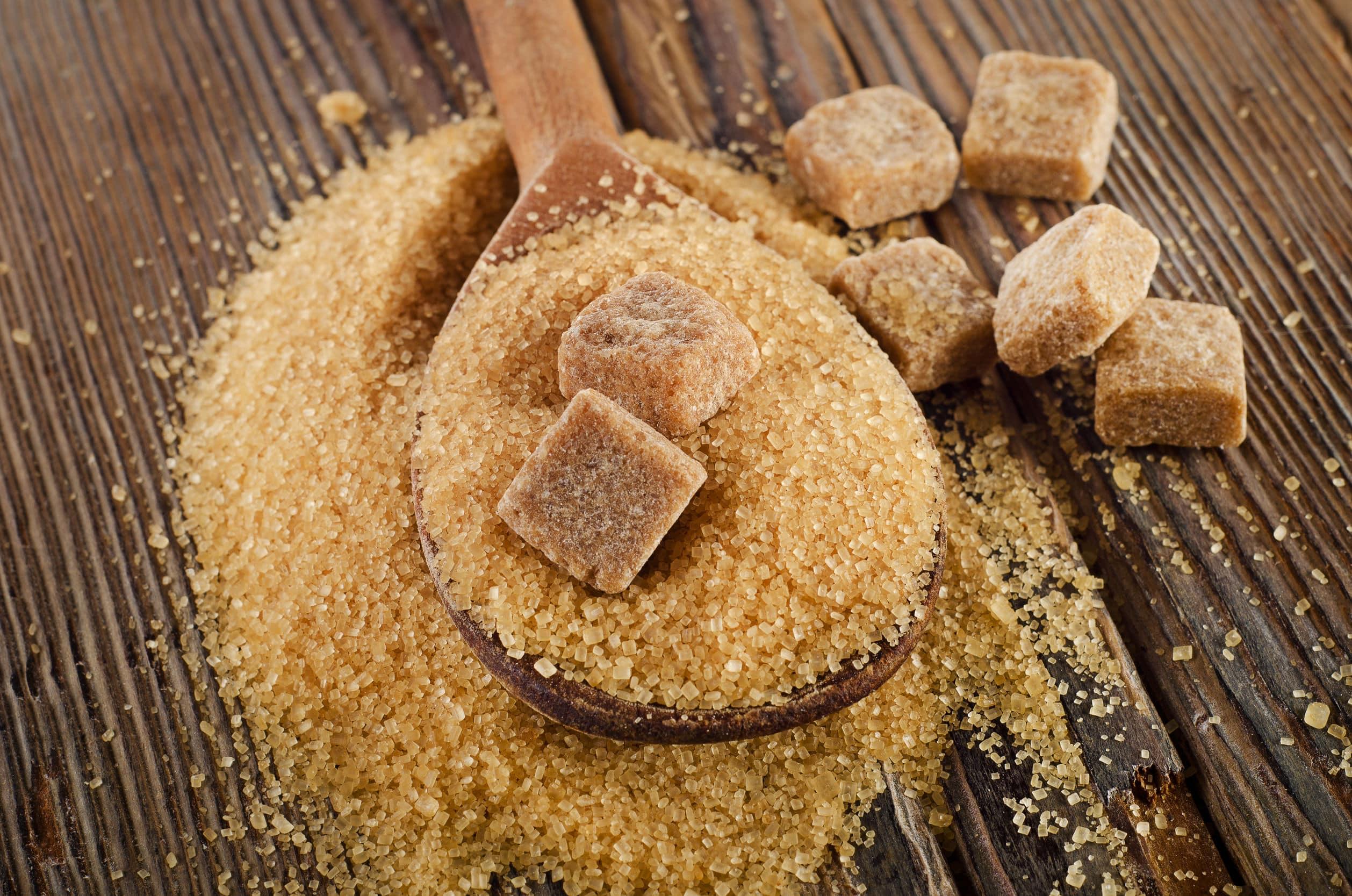 cukier trzcinowy
