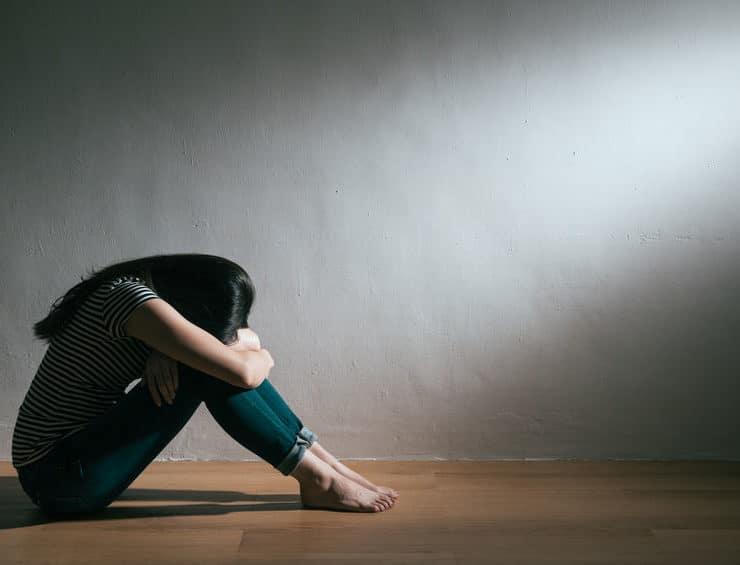 dysbioza depreska