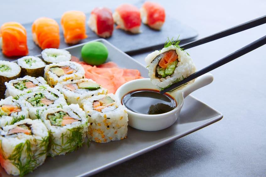 sushi sos