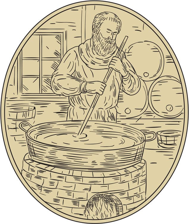 piwo w średniowieczu