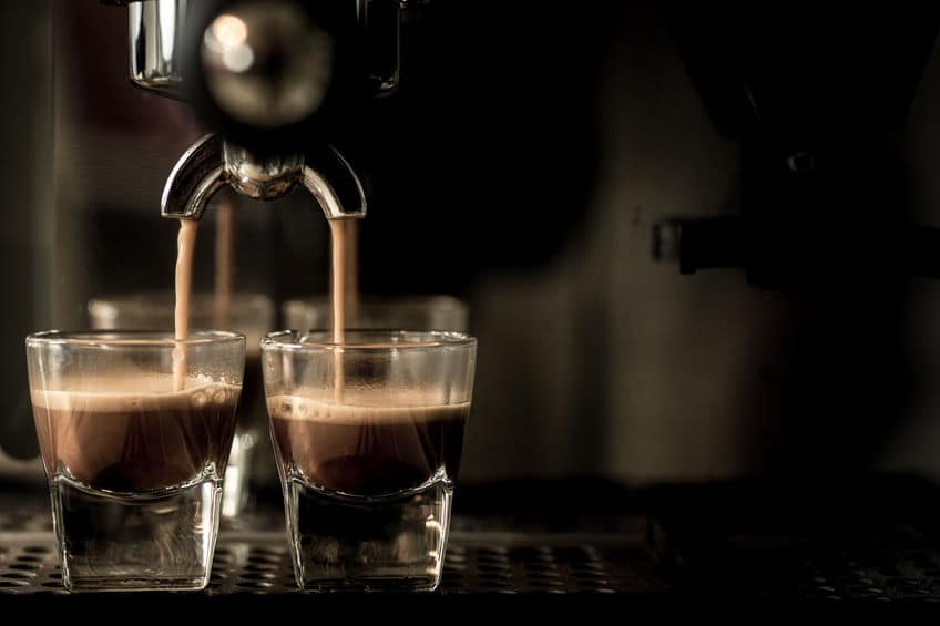 espresso kofeina