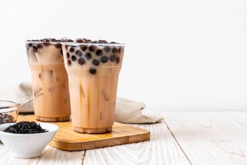 bubble tea tapioka