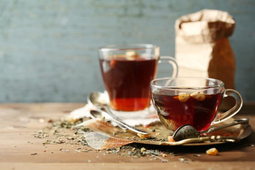 herbata kofeina