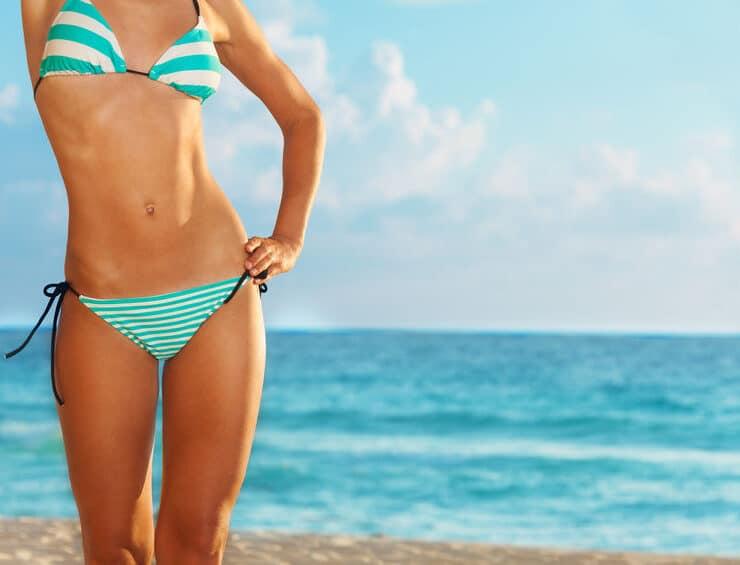 plaża summer body