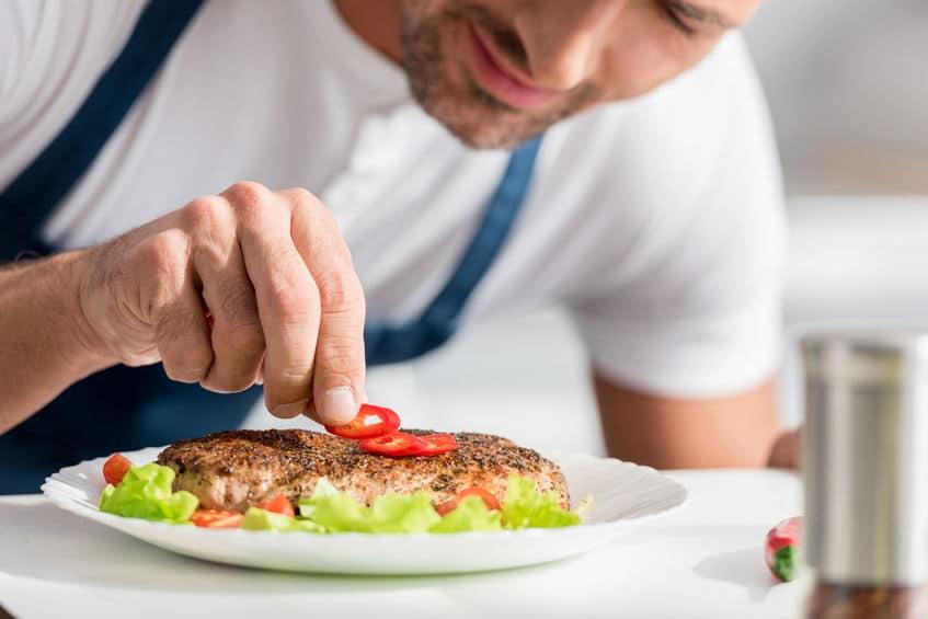 mięso gotowanie