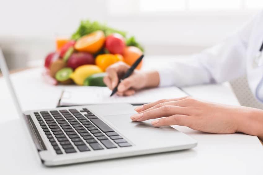 konsultacje dietetyczne online