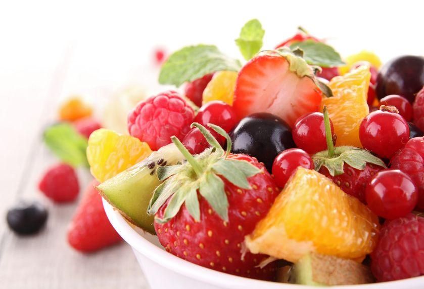owoce na noc