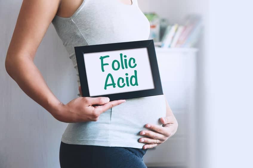 kwas foliowy ciąża