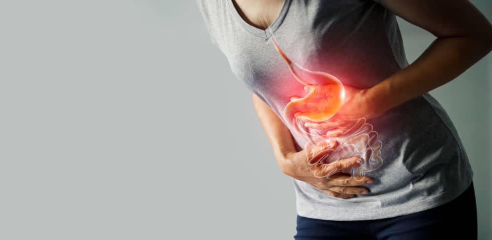 choroby układu pokarmowego wrzody