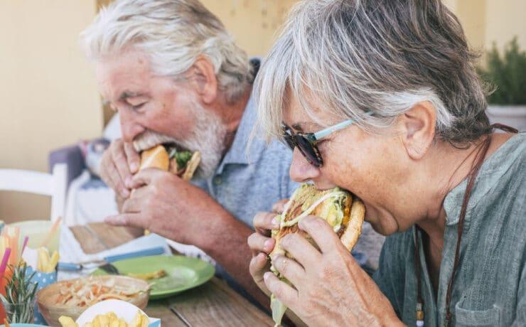 starzenie dieta