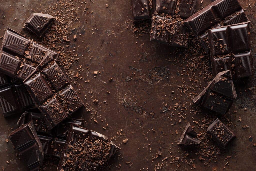 czekolada katechiny