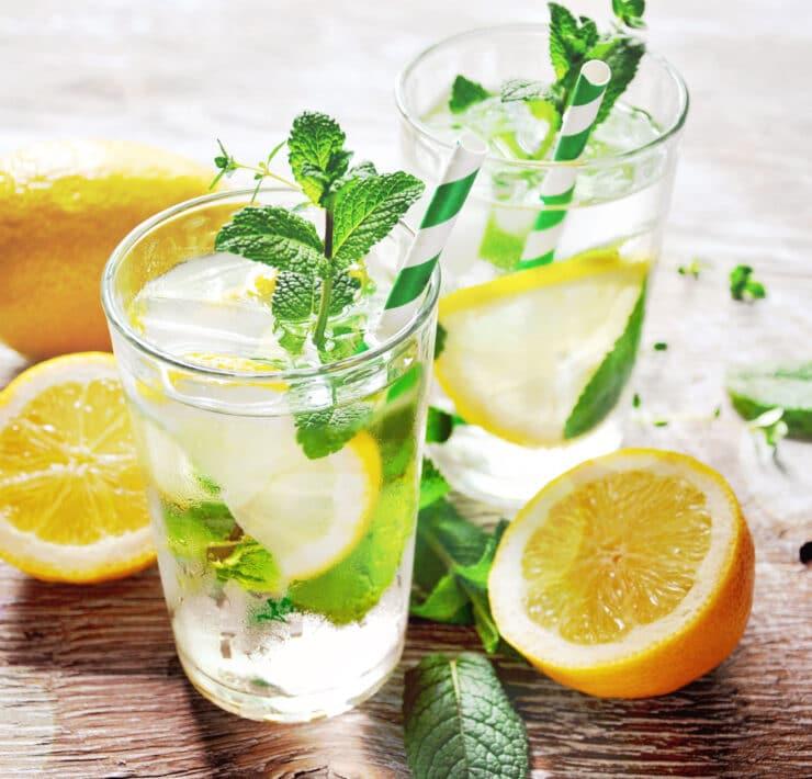 dieta niskopurynowa woda