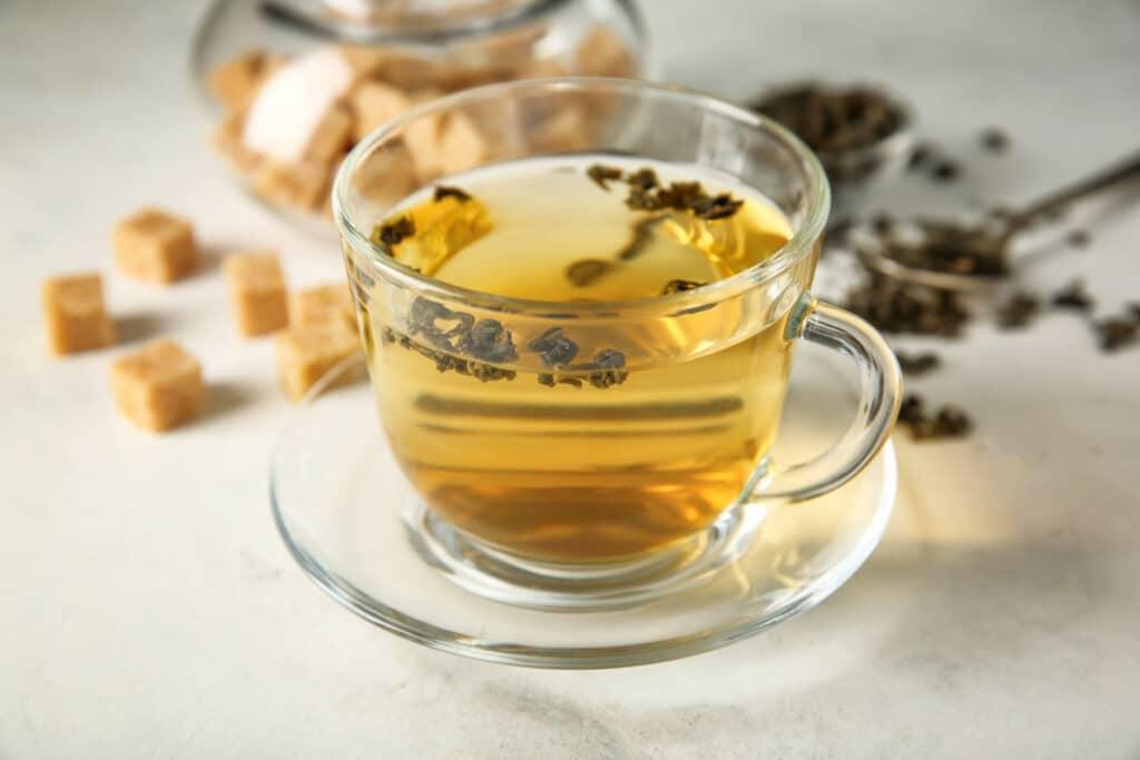 herbata katechiny