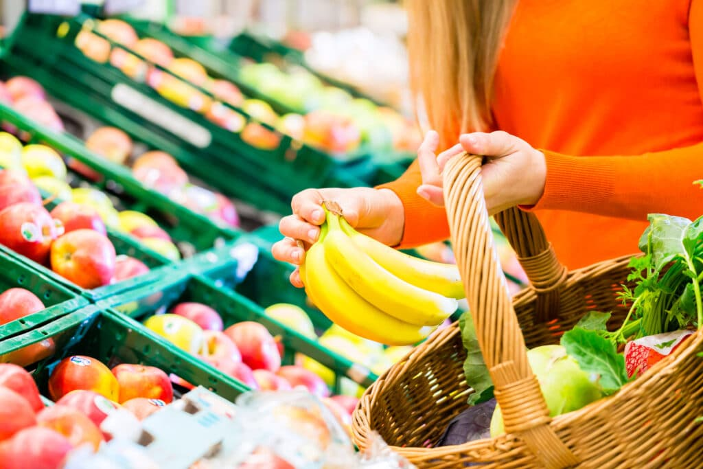 zakup bananów