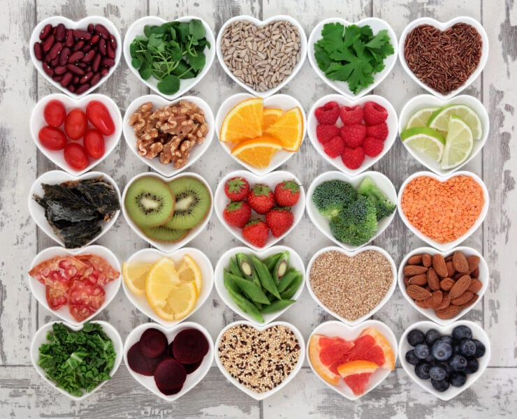 dieta choroby serca
