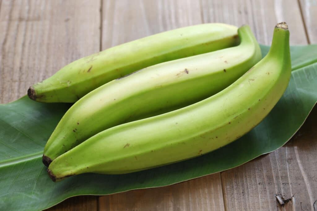 banany biegunka